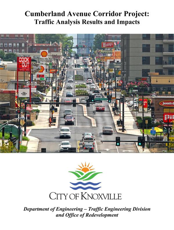 Cumberland Avenue Traffic Analysis
