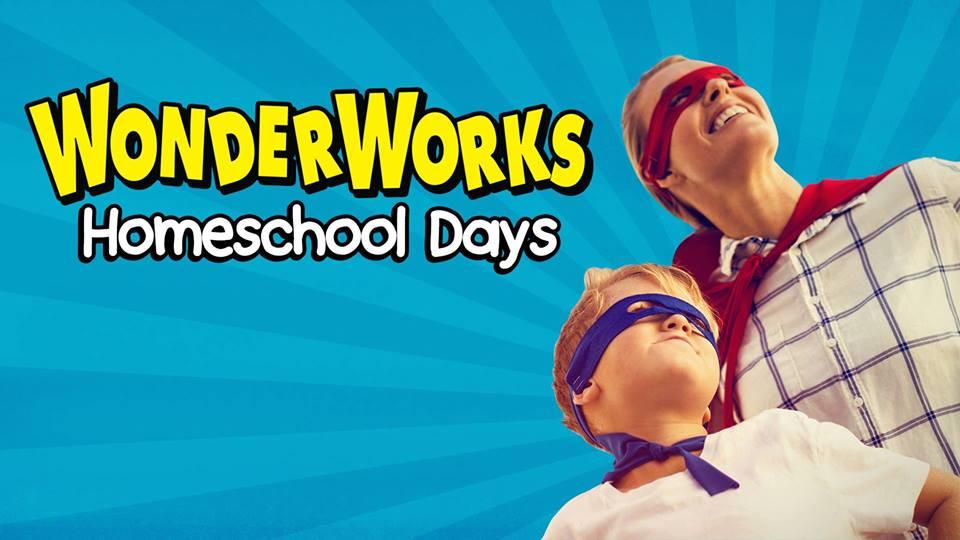 Homeschool Days at WonderWorks