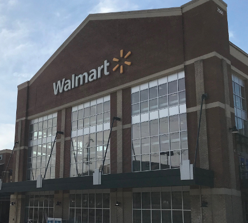 Walmart at University Commons to Close - This Walmart is just off Cumberland Avenue close by for students of the University of Tennessee Knoxville.