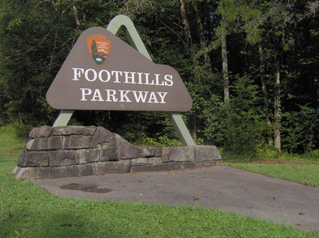 Foothills Parkway Temporarily Closed for Rescue Training