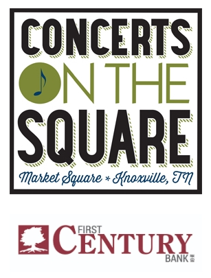 The City of Knoxville's Office of Special Events is excited to announce the lineup of performers for this year's Concerts on the Square, presented by First Century Bank. The live music series begins Thursday, May 2, 2019 on Market Square.  Kicking off the season of Variety Thursdays on May 2, 2019 will be Karns Middle School Jazz Band at 7 p.m. and Karns High School Jazz Band at 8 p.m., followed on May 9, 2019 by Symphony on the Square, sponsored by Home Federal Bank, from 7:30-9 p.m.  Variety Thursdays continue through June 27, 2019 from 7-9 p.m. with the following performers:  • May 16: Katie Pruitt, a Rhythm N' Blooms Festival preview • May 23: Ensemble Swing Time Band • May 30: Bary Jolly's Jimmy Buffett Tribute  • June 6: Mike Snodgrass  • June 13: Frontier Band  • June 20: Uptown Moonlighting • June 27: Square on the Square  Jazz Tuesdays begin with the University of Tennessee Saxophone Ensemble on Tuesday, May 7, 2019 from 7-9 p.m. On Tuesday, May 14, 2019 the Knoxville Youth Jazz Orchestra performs a set at 6 p.m. followed by the Knoxville Jazz Orchestra at 8 p.m.   On Tuesdays, May 21 - Aug. 27, 2019, Jazz on the Square concerts will feature some of the Southeast's finest jazz musicians including Vance Thompson and Friends, the Greg Tardy Quartet and many more. Show times are 8-10 p.m. For a full calendar and details about the bands visit www.KnoxvilleTN.gov/concerts.  Concerts on the Square events are free, including parking for motorists entering City-owned garages after 6 p.m. Attendees should bring their own chairs or blankets for seating. No food or beer is being sold on Market Square by outside vendors during these events. Food is available from restaurants for take-out, but alcohol can only be consumed inside establishments or on their patios.   Learn more about the bands performing as well as weather-related cancellations at https://www.facebook.com/CityofKnoxvilleSpecialEvents. Additional information is available at www.KnoxvilleTN.gov/concerts.
