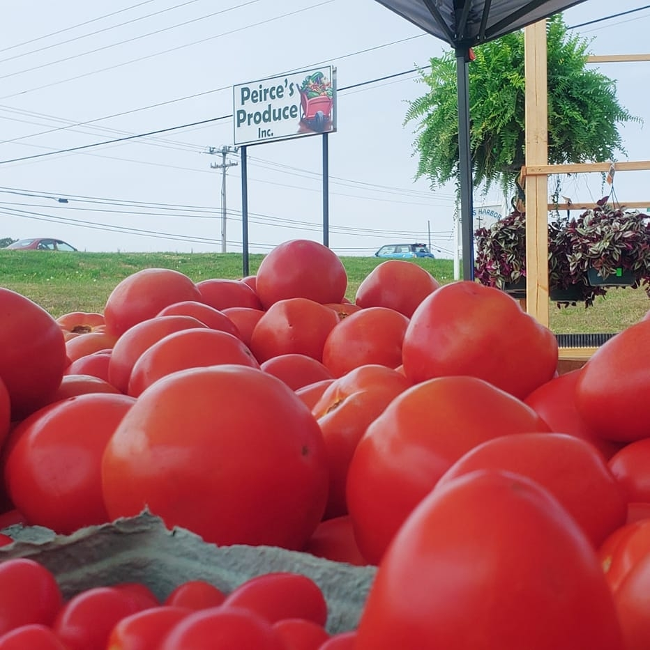 The Stand – Peirce's Produce Grand Opening