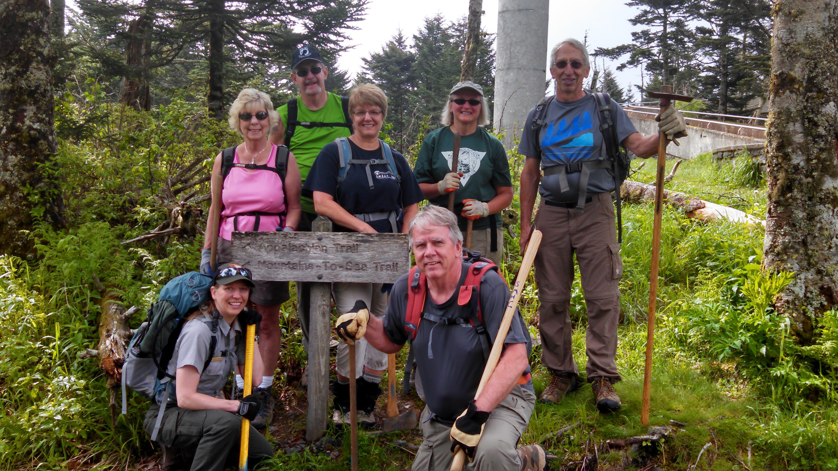 Park Invites Volunteers to an Appalachian Trail Work Day